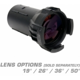 Elation PHDL26; 26 Deg HD Lens for LED Profile