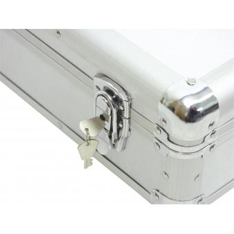 ROADINGER Universal console DIGI-2 2xCD/1xM-10 sil #6