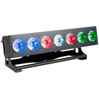 Elation ACL Bar; 7X15W RGBW ACL Bar