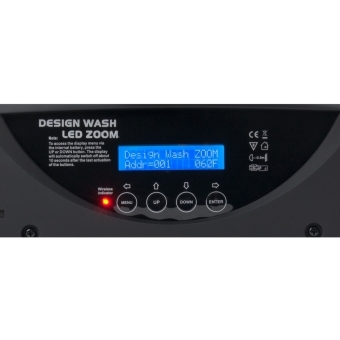 Elation Design Wash LED Zoom #6