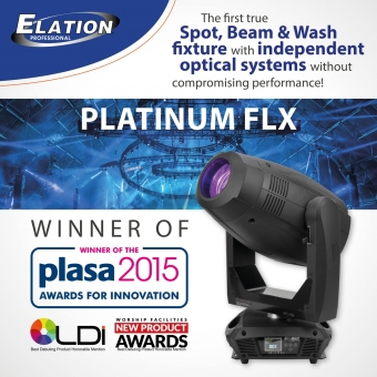 Elation Platinum FLX #6