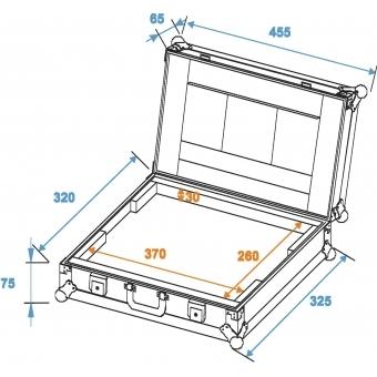 ROADINGER Laptop Case LC-15 maximum 370x255x30mm #2