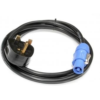 Elation PC0,9 Powercon UK Plug