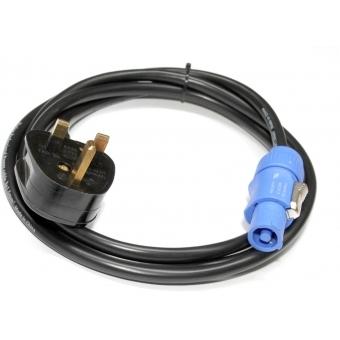 Elation PC1,8 Powercon UK Plug