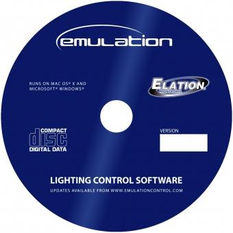 Elation Emulation - DMX software #3