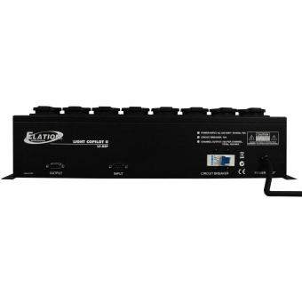 Elation LC-8SP  8-Ch. Power Pack light copilot #3