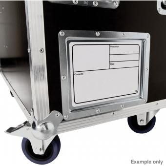 Elation Touring Case 2x Design PAR Zoom MH, 575H #2