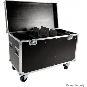 Elation Tourcase ECO 4 x Platinum Wash ZFX PRO #2