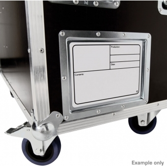 Elation Tourcase ECO 4 x Platinum Wash ZFX PRO #3