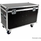 Elation Tourcase ECO 4 x Platinum Wash ZFX PRO
