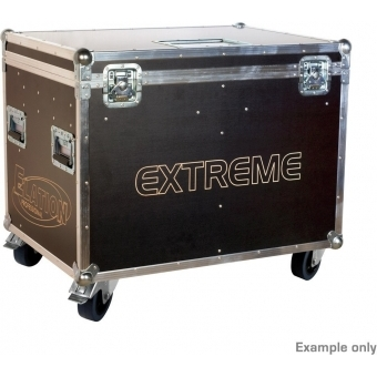 Elation Touring Case f 4 X Platinum Beam Extreme