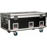 Elation Volt Q5 6pk Roadcase