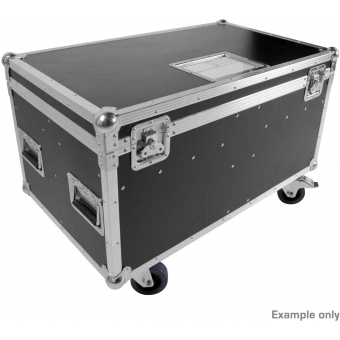 Elation Touring Case for 4 x Rayzor Q12