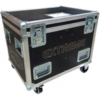 Elation Pro Case 2 X Platinum Beam Extreme