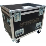 Elation Pro Case 2 X Platinum Beam Extreme