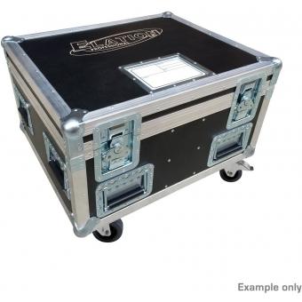 Elation Pro Case 6 X Rayzor Q12