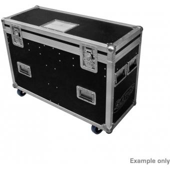 Pro Case 4 X Elation E-Spot LED