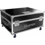 Elation Touring Case 4 x Sniper 2R