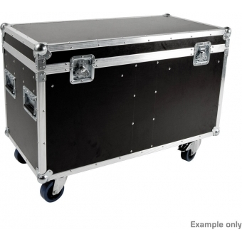 Elation Touring Case 4 X ACL 360 Roller