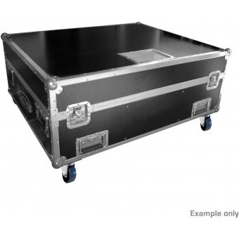 Elation Touring Case 4 X ACL Bar 7 x 15 RGBW