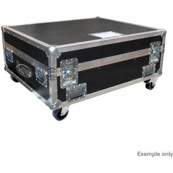 Elation Pro Case 5 X ACL Curtain 14 x 15 RGBW