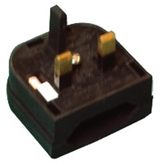 Elation AC-UKA/EURO EURO/UK Converter Plug CP1B