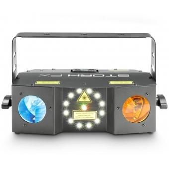 Cameo STORMFX -Efect 3in1 Laser,Stroboscop si Derby #4
