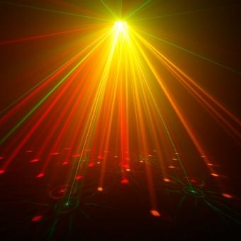 Cameo STORMFX -Efect 3in1 Laser,Stroboscop si Derby #5