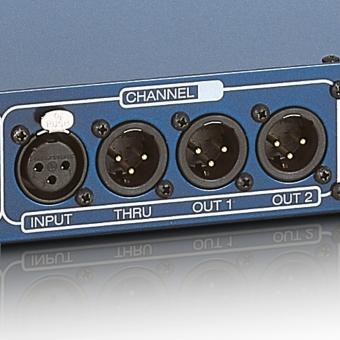 Palmer Pro - Line Splitbox 4 canale #2