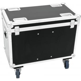 ROADINGER Flightcase 2x TMH-X12 with wheels #2