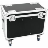 ROADINGER Flightcase 2x TMH-X12 with wheels