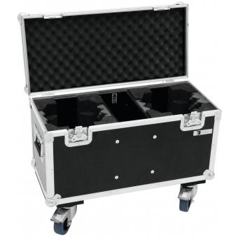 ROADINGER Flightcase 2x TMH FE-600