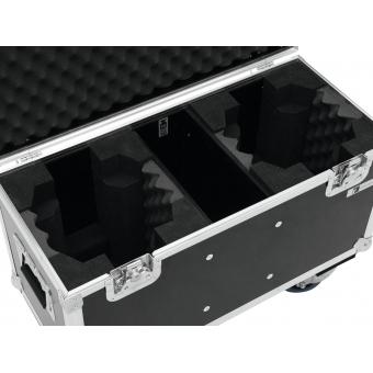 ROADINGER Flightcase 2x TMH FE-600 #4