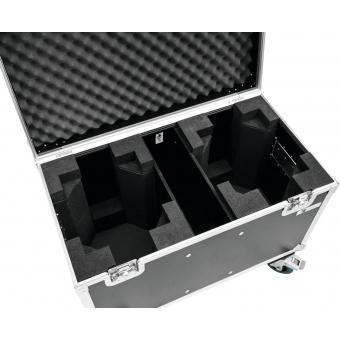 ROADINGER Flightcase 2x TMH FE-1800 #5