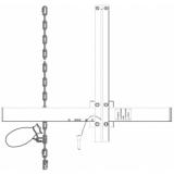Fly Bar FB003 pentru sistemele VHD