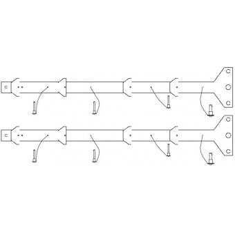 VHD BASS Extension Arm