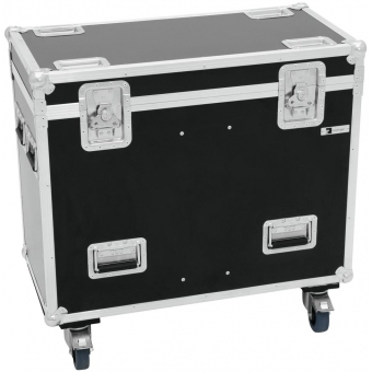 ROADINGER Flightcase 2x PLB-280