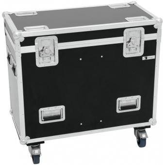 ROADINGER Flightcase 2x PLB-280