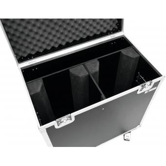 ROADINGER Flightcase 2x PFE-100/120 #4