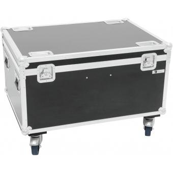 ROADINGER Flightcase 4x TMH FE-1800 with wheels
