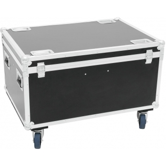 ROADINGER Flightcase 4x TMH FE-1800 with wheels #3