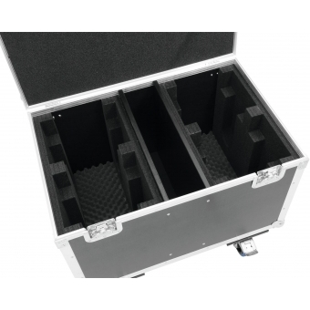 ROADINGER Flightcase 4x EYE-7 RGBW Zoom #4