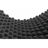 ACCESSORY Eggshape Insulation Mat,ht 40mm,50x100cm
