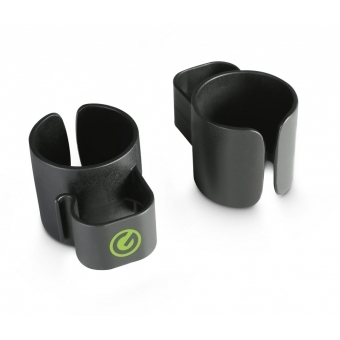 Gravity SACC 35 B - 35 mm Speaker Pole Cable Clips #2