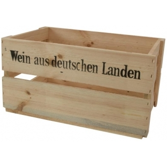 EUROPALMS Wine Crate natural #2