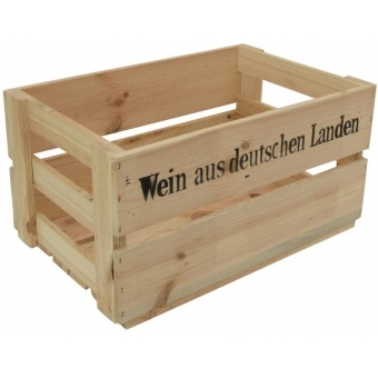 EUROPALMS Wine Crate natural #4