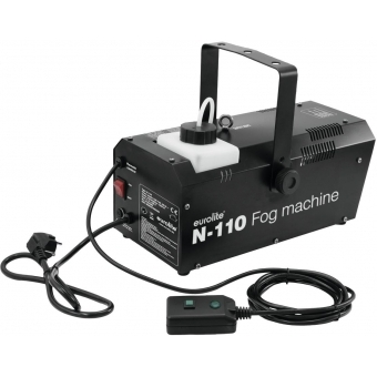 EUROLITE N-110B Fog Machine black #2