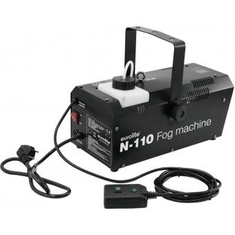 EUROLITE N-110B Fog Machine black #2