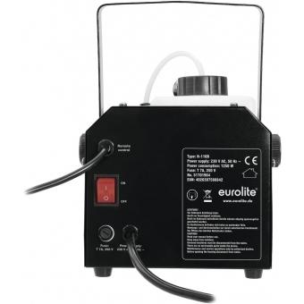 EUROLITE N-110B Fog Machine black #3