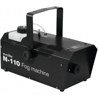 EUROLITE N-110B Fog Machine black #4